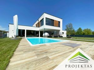 Moderne High-End Villa mit Pool