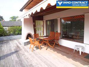 Bungalow - Mietwohnung mit schöner grosser Terrasse!<b