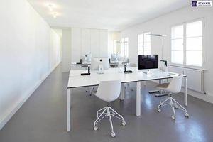 VARIABLE Büroflächen! Von 13m² BIS 30 m²! PROVISIONSFREI! GASTRO & TIEFGARAGE IM HAUS! FREQUENZLAGE!