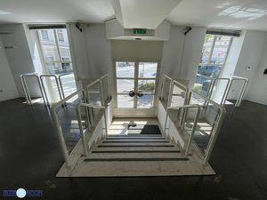 Gumpendorfer Straße, 523m² Büro mit Auslagen, auf zwei Ebenen, Keller 238m², Toiletten, sehr gute Lage, Gasetagenheizung