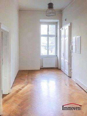 SEHR GUTE INFRASTRUKTUR - Ordinationsräume nahe Mariahilfer Straße