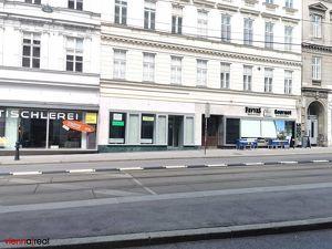 Erstbezug - generalsaniertes Geschäftslokal in der Nußdorfer Straße - unbefristet