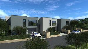 Baugenehmigtes Baugrundstück für 3 Reihenhäuser- GENEHMIGT SOFORT zum Bauen