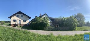 Einmalige Gelegenheit: Haus mit knapp 3,5 ha arrondiertem Grund und Halle
