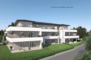 2-Zimmer Wohnung in ruhiger Lage in Lind