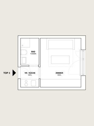 Kleinstwohnung/ Startup Büro