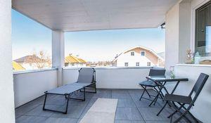 Moderne 3 Zimmer Terrassenwohnung in Siezenheim