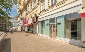 Geschäftslokal in der Mariahilfer Straße- direkt beim Westbahnhof (keine Gastronomie)!