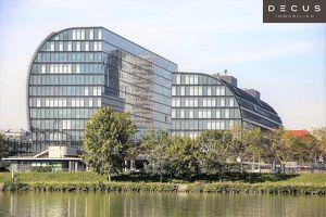 RIVERGATE    Erstklassige moderne Büros an der U-Bahn