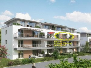 2 œ- Zimmer-Wohnung in Gundertshausen / Eggelsberg  mit freien Weitblick