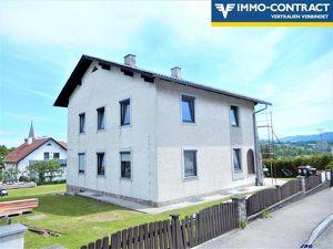 <b>Wohnhaus im Zentrum - Ein- oder Zweifamilienhaus</b>