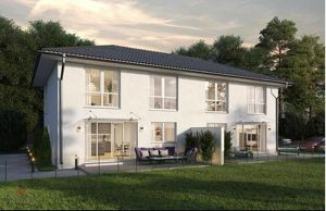 ***!!! Modernes, hochqualitatives Doppelhaus in Top Lage in Langenzersdorf !!!***