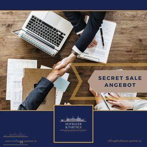 Imbissstand auf belebter Einkaufsstraße - Secret Sale Angebot