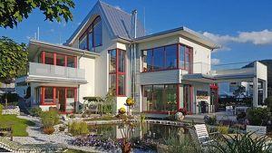 Architekten Villa 280m² Wohnfläche 1570m² Grundfläche in Seefeld