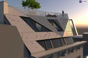 DAS Außergewöhnliche spüren und erleben! Hier wohnen Sie auf über 176 m² Wohnfläche, Dachterrasse on TOP und Design in Vollendung.