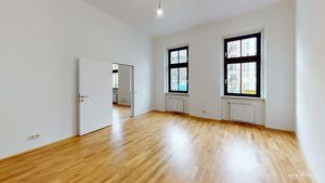 Gemütliche 3-Zimmerwohnung, Altbau in 1050 Wien