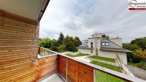 Vom Garten bis zum Balkon! Neubauprojekt DONAUTERRASSEN: großzügige 2-Zimmer + Garten und Balkon, Erstbezug! PROVISIONSFREI!