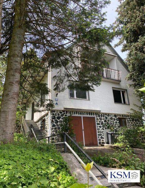 PINKAFELD - Einfamilienhaus in grüner Lage