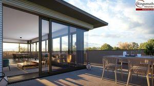 Dachgeschoss Loft - mit sonniger Terrasse - Provisionsfrei - hauseigene Tiefgarage