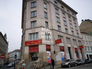 250 m2 SOUTERRAINLOKAL in 1040 Wien, für Büro-Geschäft-Lager verwendbar, zu mieten, vis a vis vom Naschmarkt!