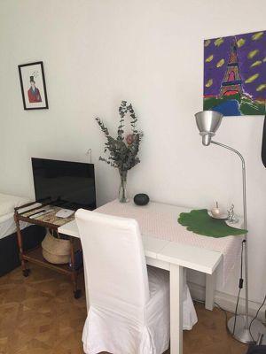 19., Attraktive 2 Zimmer Hauptmiete mit Balkon und Gartenmitbenützung
