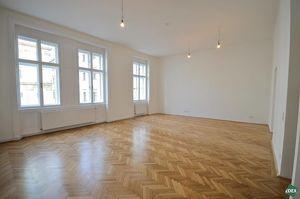 Wundervoller 3-Zimmer-Altbau mit Klopfbalkon in 1010