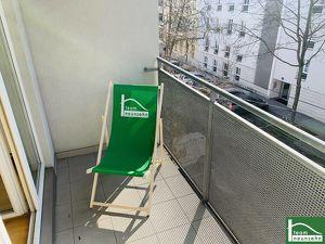 !! SOMMERAKTION NUR 1 MONATSMIETE PROVISION !! Großartige Loggia-Wohnung + Pkw-Stellplatz