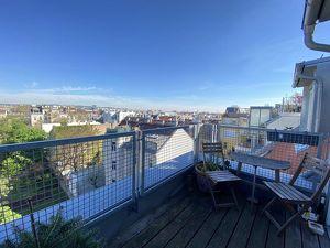 3-Zimmer DG Wohnung mit Terrasse und traumhaftem Ausblick