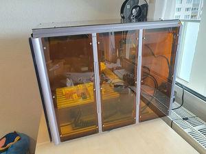Snapmaker 2 A250 erweitert um Gehäuse + Zubehör für 3D Drucken,CNC Fräsen, Laser