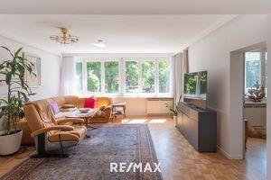 Helle und wohnfreundliche 4-Zimmer-Wohnung in ruhiger Lage