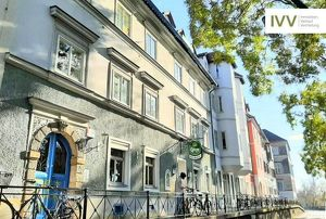 La Mur! Altbau- Wohnung in zentraler, ruhiger Lage - Kaiser-Franz-J.-Kai 54-58 - Top 806B