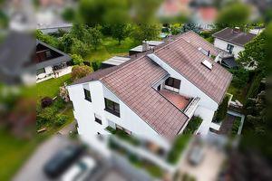 3-Zi. Dachterrassenwohnung Lustenau