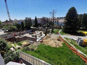 Baustart erfolgt: Parkvillen - Eigentumswohnung (82m²) in absoluter Bestlage! Provisionsfrei