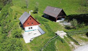 Kleines gepflegtes Ferienhaus im Grünen