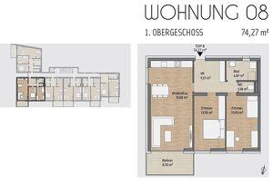 NEUBAU in Hart bei Graz! Provisionsfreie Eigentumswohnung mit sonnigem Balkon