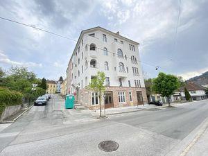 Sehr zentral gelegenes Gewerbeobjekt in der Wiener Straße/Haasgasse in Mürzzuschlag