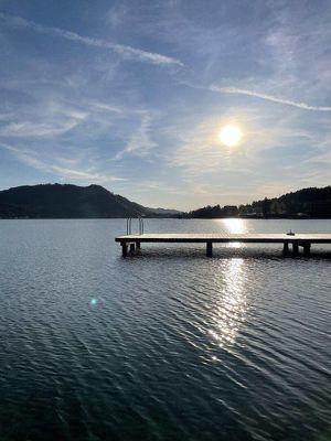 Seegrundstück im Luxusstrandbad MERLROSE am Klopeinersee - Sonderpreis für 2021