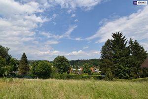 Etwas Besonderes: 1000m² großes Grundstück für Häuslbauer! BD 0,2-0,4! Wohnen im Grünen & in nur 10 Minuten in Graz!