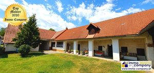 Wir sind exklusiv mit der Vermarktung dieser Immobilie beauftragt! - Wunderschöner, gepflegter Bauernhof, ca. 100m² WNfl, ca. 2166m² Grund