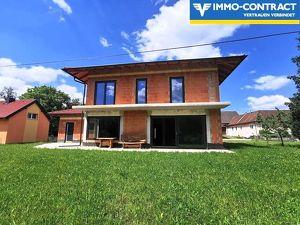 Wimberger Haus - Rohbau mit Terrasse, Balkon und Doppelgarage