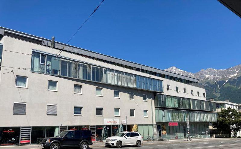 Kleine aber feine 2 Zimmerwohnung in Innsbruck