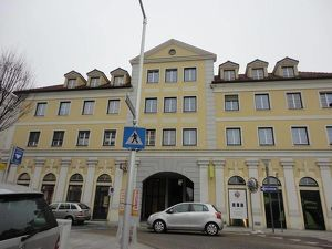 helle und freundliche Single-Wohnung im Zentrum von Grieskirchen