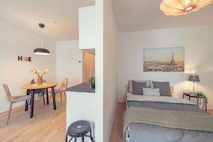 ERSTBEZUG: Gut aufgeteilte 1,5 Zimmer-Wohnung in Liesing