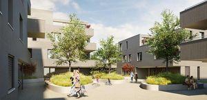Letzte Chance! 3 ZI-Traumwohnung - Neubau in Bregenz! Bezug Ende 2022