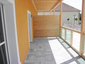 Mietwohnung (50m²) mit Terrasse im Zentrum von Jennersdorf!