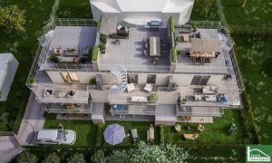 Traumhaftes Reihenhaus! Schlüsselfertig inklusive Stellplatz, traumhaften Garten, Blick zum Kahlenberg der Natur nahe
