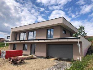 Neubau: Modernes Wohnen am Bergkamm - Großzügiges Einfamilienhaus (165m²) mit traumhafter Aussicht über Fürstenfeld! Provisionsfrei!