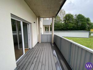 Helle Erdgeschosswohnung mit großem Balkon in Bad Radkersburg ...!