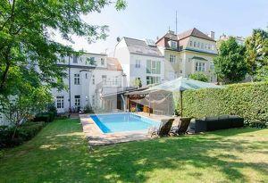 Edle Villa in exklusiver Bestlage in Döbling!
