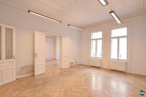 Erstbezug nach Sanierung - Repräsentatives Büro auf der Alser Straße